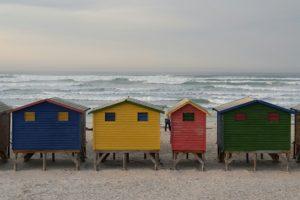 MID Beach Huts