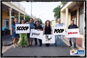 MID Scoop your dog's Poop