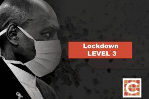 level 3 lockdown